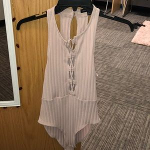 Kendall and Kylie bodysuit